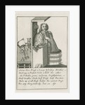 Caricature of Gilbert Burnet (1643-1715) by Anonymous
