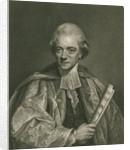 Portrait of Charles Burney (1726-1814) by Francesco Bartolozzi