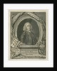 Portrait of Peter Collinson (1694-1768) by J Miller