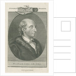 Portrait of William Coxe (1748-1828) by Thomas Holloway
