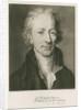 Portrait of Dieudonne Sylvain Guy Tancrede de Dolomieu (1750-1801) by Braun
