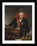 Portrait of Joseph Banks (1743-1820) by Thomas Phillips