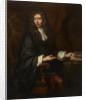 Portrait of Robert Boyle (1627-1691) by Johann Kerseboom