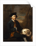 Portrait of John Hunter (1728-1793) by Robert Home