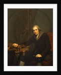Portrait of Jesse Ramsden (1735-1800) by Robert Home