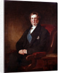 Portrait of William Parsons, 3rd Earl of Rosse (1800-1867) by Stephen Catterson Smith