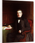 Portrait of John Barrow (1764-1848) by Stephen Pearce