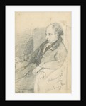 Portrait of William Swainson (1789-1855) by unknown