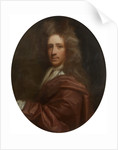 Portrait of Richard Waller (1655-1715) by Thomas Murray