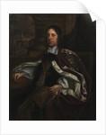 Portrait of Seth Ward (1617-1689) by John Greenhill
