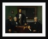 Deputation to Faraday by Edward Armitage