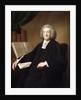 Portrait of Samuel Chandler (1693-1766) by Mason Chamberlin the elder