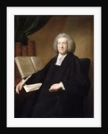 Portrait of Samuel Chandler (1693-1766) by Mason Chamberlin the elder