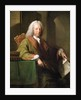 Portrait of James Jurin (1679-1750) by James Worsdale