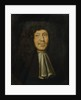 Portrait of Johann Christoph Sturm (1635-1703) by Heyman Dullaert