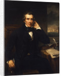 Portrait of William Fairbairn (1789-1874) by Benjamin Rawlinson Faulkner
