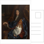 Portrait of Charles II (1630-1685) by Peter Lely