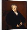Portrait of Heinrich Christian Schumacher (1780-1850) by M Wullf