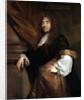 Portrait of Joseph Williamson (1633-1701) by Godfrey Kneller