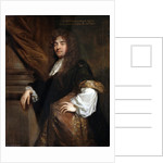 Portrait of Joseph Williamson (1633-1701) by Godfrey Kneller