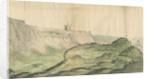 Sunken cliff near Folkestone Harbour by John Lyon