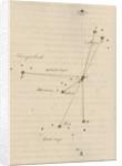 Stars of Cassiopeia, Draco, Ursa Major and Ursa Minor in relation to Polaris by Thomas Wright