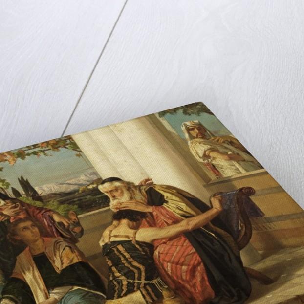 The Prodigal's Return by Jane Ellen Hay