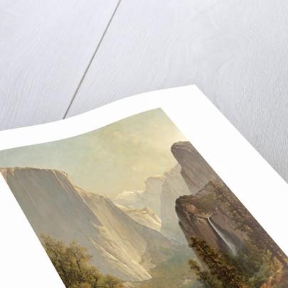 Yosemite Valley by Thomas Hill