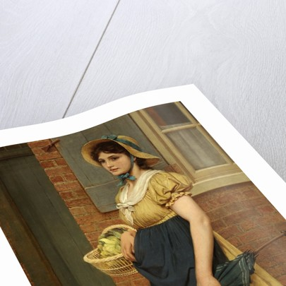 Sally in Our Alley by George Dunlop Leslie