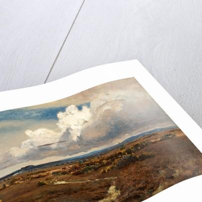Moorland Scene by Sir David Murray