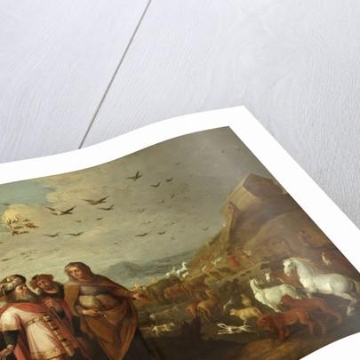 Noah and the Ark by Jan van Balen