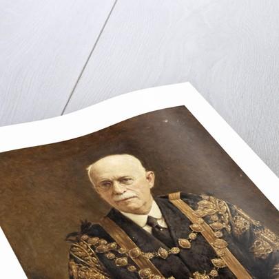 Alderman Percy M. Bright, Mayor of Bournemouth 1927-1931 by Hardy Dorofield