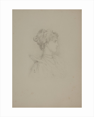 Mrs George Batten by Violet Lindsay Manners the Dutchess of Rutland