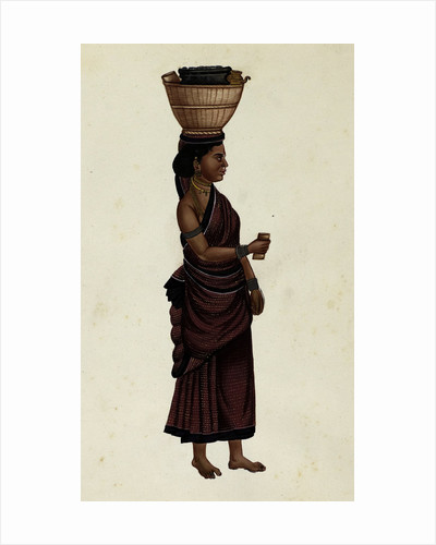 Toddy Man's Wife by Indian School