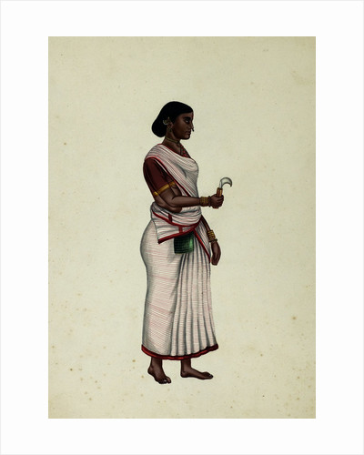 Bootmaker's Wife by Indian School