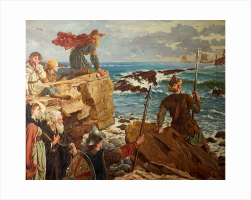 How the Danes came up the Channel a Thousand Years Ago by Herbert Arthur Bone
