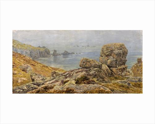 The Land's End, Cornwall by John Brett