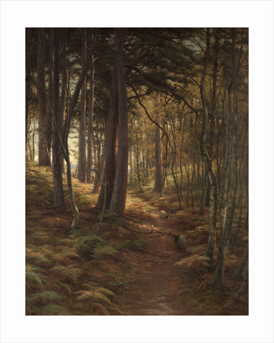 The Silent Evening Hour by Joseph Farquharson