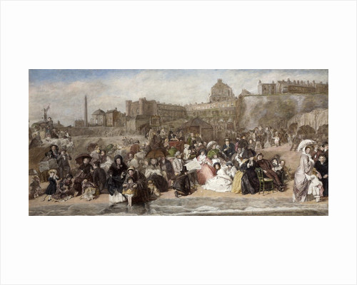 Ramsgate Sands by William Powell Frith