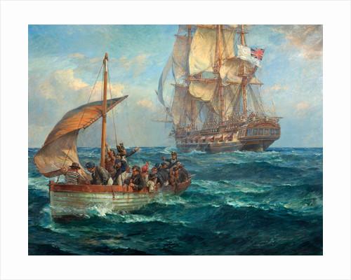 The Loyal Men of the 'Bounty' by Bernard Finnigan Gribble