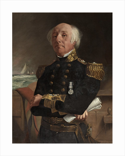 Admiral John Edward Walcott CBE MP 1857 by Lewis Holloway