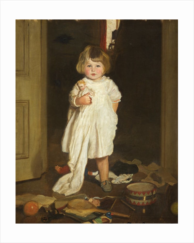 Annabel and Her Toys by Harrington Mann