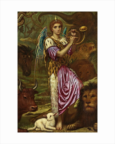 O All Ye Beasts and Cattle Bless Ye The Lord by Edward A. Fellowes Prynne