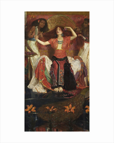 Jezebel by John Byam Shaw