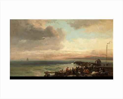 Broadstairs Pier by James Webb