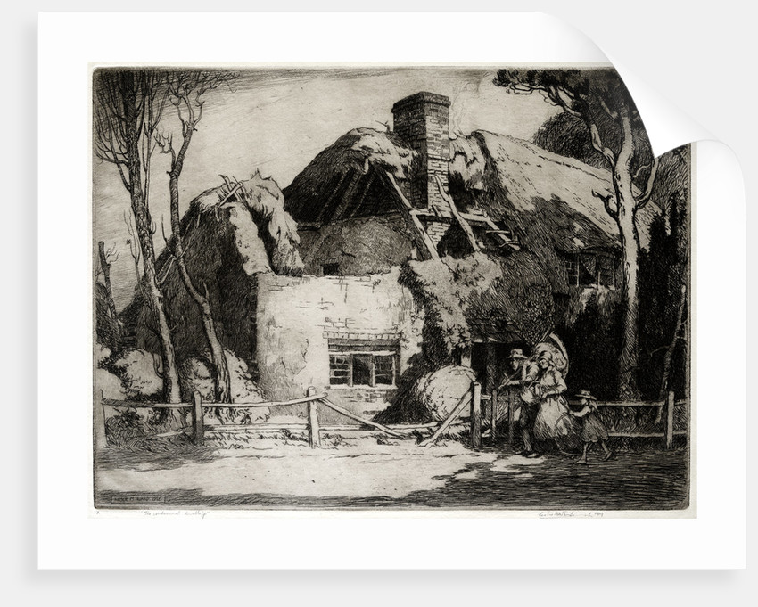 The Condemned Dwelling, Throop by Leslie Moffat Ward