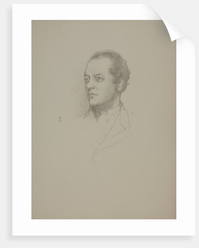 Lord Charles Beresford, C.B. by Violet Lindsay Manners the Dutchess of Rutland