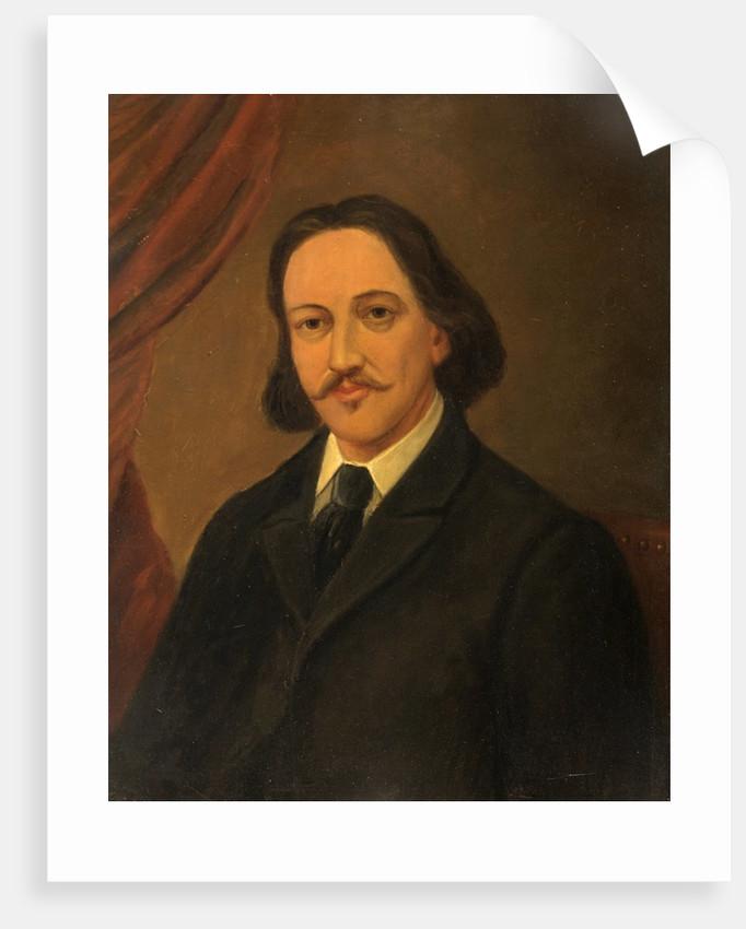 Portrait of Robert Louis Stevenson by Anonymous