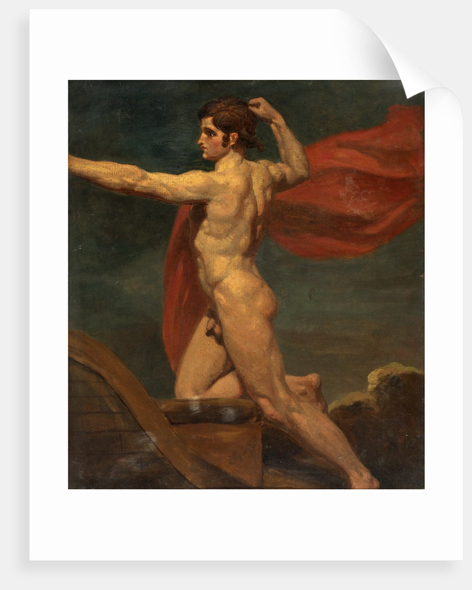 David by William Etty