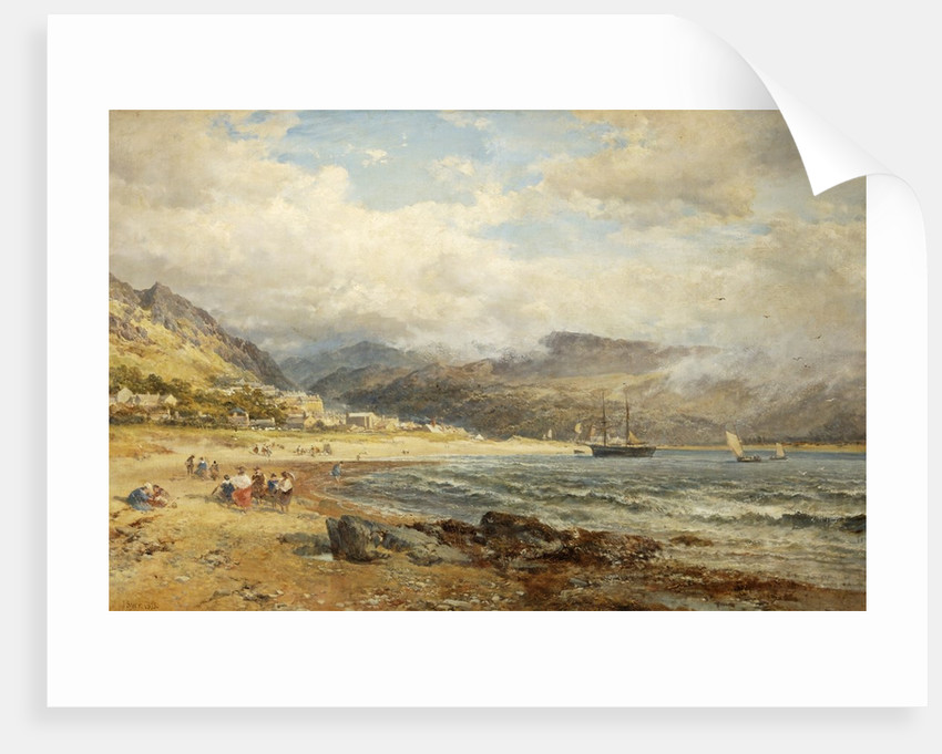Barmouth Sands by John Syer